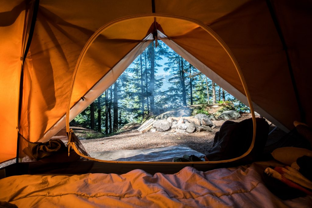 Top Ten Camping Tips