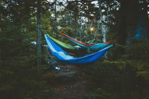 How to Keep Safe When Camping in Nature